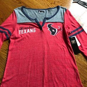 Houston Texans Top - size M